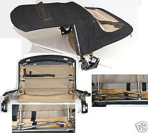 verdeck gest nge dach original mercedes sl r129 ebay. Black Bedroom Furniture Sets. Home Design Ideas