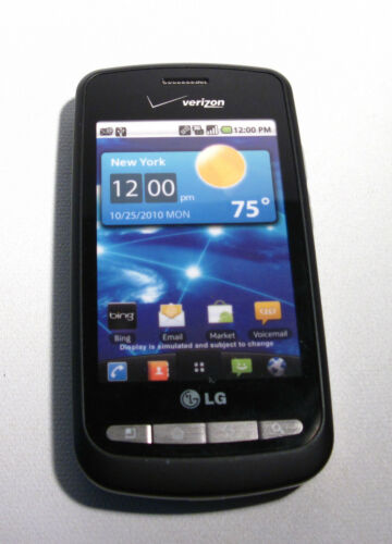 Verizon LG Dummy Display Cell Phone Touch Screen in Cell Phones & Accessories, Display Phones | eBay