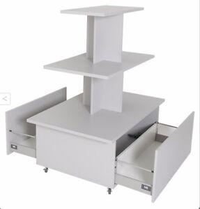 Verkaufspyramide Pyramide Pyramidentisch Tisch Verkaufstisch mit Schubladen - Horgenzell, Deutschland - Verkaufspyramide Pyramide Pyramidentisch Tisch Verkaufstisch mit Schubladen - Horgenzell, Deutschland