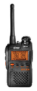 Vero-UV-X4-2m-70cm-Handheld-Radio-Baofeng-UV-3R-Mk2-UK-Seller