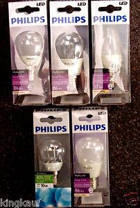 Verschiedene-6er-Sets-Philips-LED-Leuchtmittel-2-W-2-5-Watt-warmweiss-2700-K