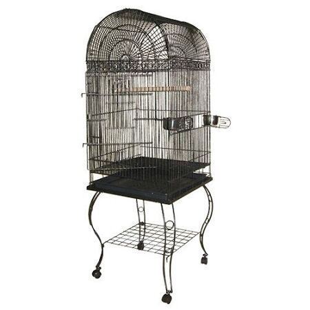 Victorian Dome Top Bird Cage in Pet Supplies, Bird Supplies, Cages | eBay