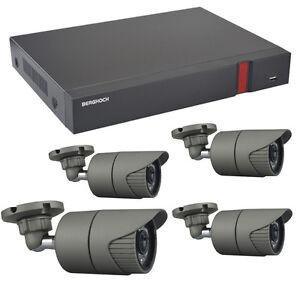 Videoueberwachung-Set-HD-720p-mit-4x-Aussen-Uberwachungskamera