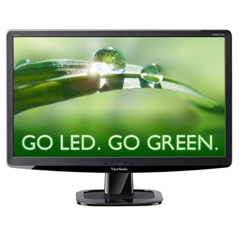 ViewSonic VA VA2033 LED 20 Widescreen LED LCD Monitor