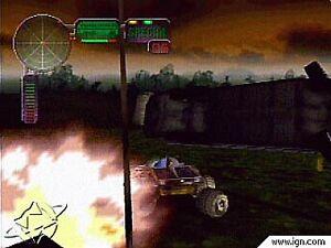 Vigilante 8: 2nd Offense (Nintendo 64,