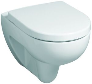 Rimfree wc