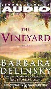 The Vineyard by Barbara Delinsky (2000, ...