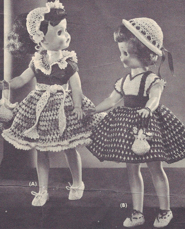 Vintage Fashion Doll Patterns - Squidoo : Welcome to Squidoo
