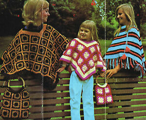 Vintage Crocheted Blanket - Crochet Pattern - Tangled Yarn UK