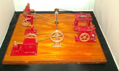 Vintage Jensen Steam Engine Workshop Model #100 GREAT CONDITION!! in Toys & Hobbies, Vintage & Antique Toys, Other | eBay