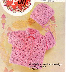 Free Crochet Patterns for Babies: Lion Brand Yarn Company