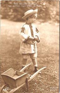 Vintage-photo-Prinz-Alexander-Ferdinand