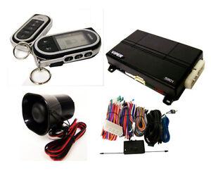 viper 5901 lc3 sst 2 way security alarm remote start ebay. Black Bedroom Furniture Sets. Home Design Ideas