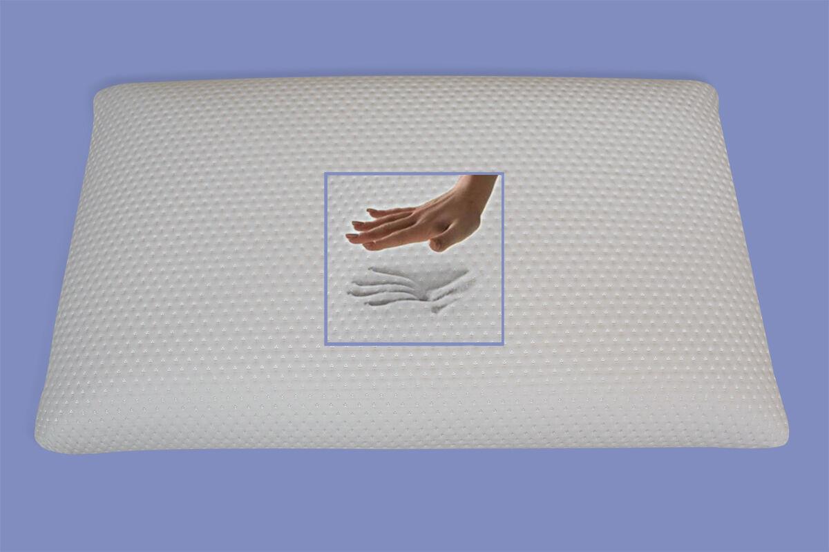 kopfkissen gegen schnarchen mako satin bettw sche wei. Black Bedroom Furniture Sets. Home Design Ideas