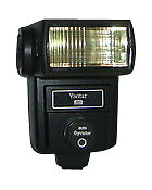 Vivitar 283 Shoe Mount Flash ('Vintage')