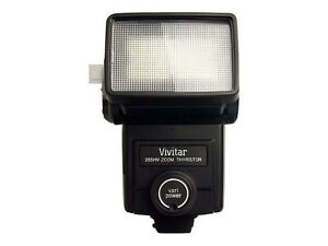 Vivitar 285-HV Shoe Mount Flash