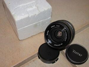 Vivitar-Objektiv-NEU-Auto-Wide-Angle-38-mm-1-2-8-52-mm-Nr-3747947