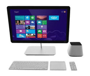 "Vizio CA24 24"" (1 TB, Intel Core i5, 2.5 GHz, 4 GB) All-in-One Desktop - CA24-A1 in Computers/Tablets & Networking, Desktops & All-In-Ones, PC Desktops & All-In-Ones 