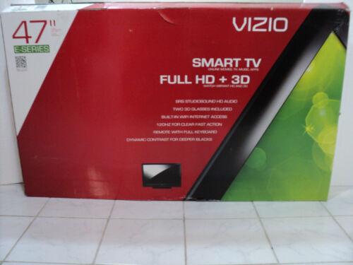 "Vizio E3D470VX 47"" 3D-Ready 1080p HD LCD Internet TV in Consumer Electronics, TV, Video & Home Audio, Televisions | eBay"