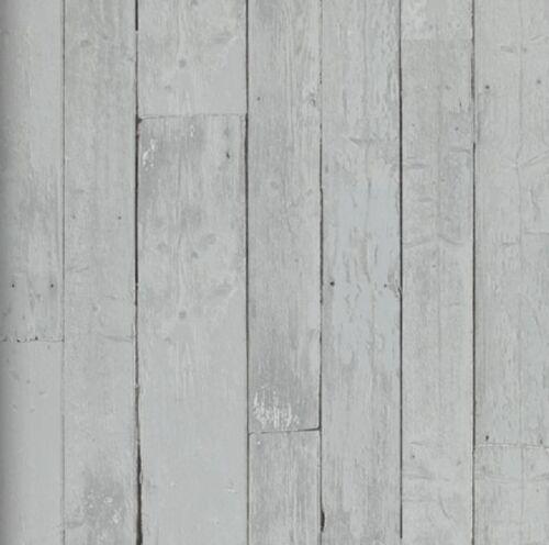 Vlies tapete antik holz rustikal verwittert grau bretter for Tapete rustikal