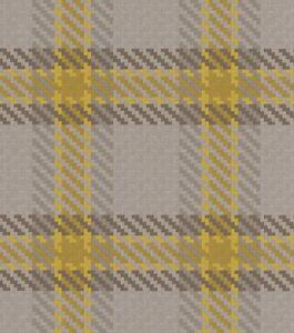vlies tapete funky flair 721638 rasch ocker braun grau gelb kariert ebay. Black Bedroom Furniture Sets. Home Design Ideas