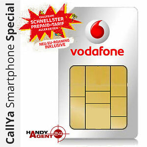 vodafone d2 callya smartphone special prepaid sim karte. Black Bedroom Furniture Sets. Home Design Ideas