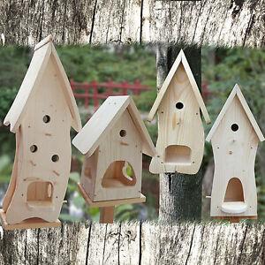 vogelhaus nistkasten bausatz vogelvilla zum selbst bemalen. Black Bedroom Furniture Sets. Home Design Ideas