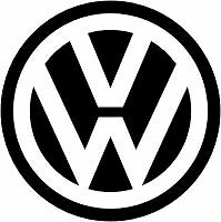 Volkswagen Vw Logo Symbol Vinyl Decal Sticker Ebay
