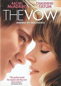The Vow (DVD, 2012, Includes Digital Cop...