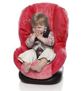 wallaboo schonbezug bezug autositz kindersitz 1 red ebay. Black Bedroom Furniture Sets. Home Design Ideas