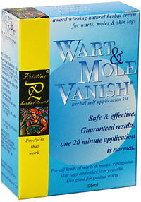 WART MOLE VANISH - AWARD WINNING!!! REMOVAL REMOVER!! in Health & Beauty, Other | eBay