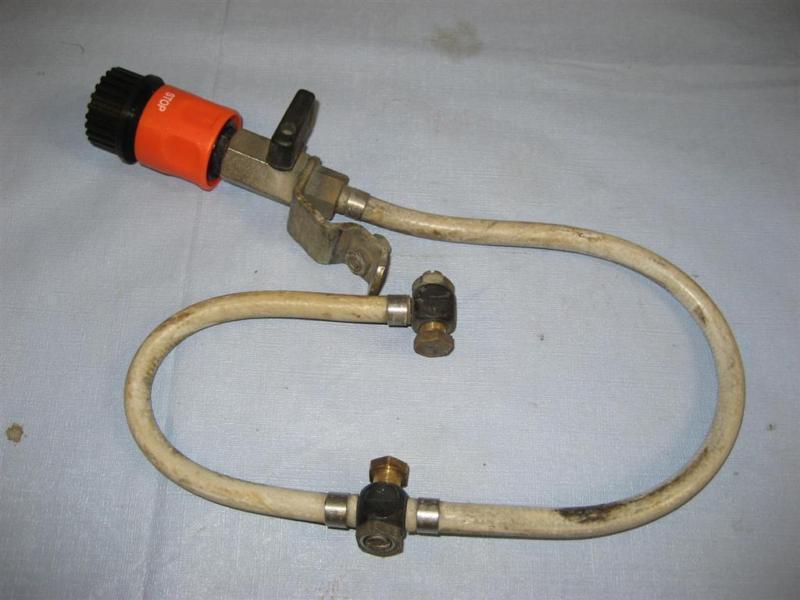WATER KIT W/ GARDEN HOSE ADAPTOR FOR STIHL TS400 SAW