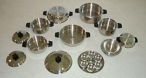 Waterless cooking cookware uk online
