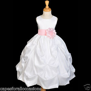 Girls Wedding Dresses