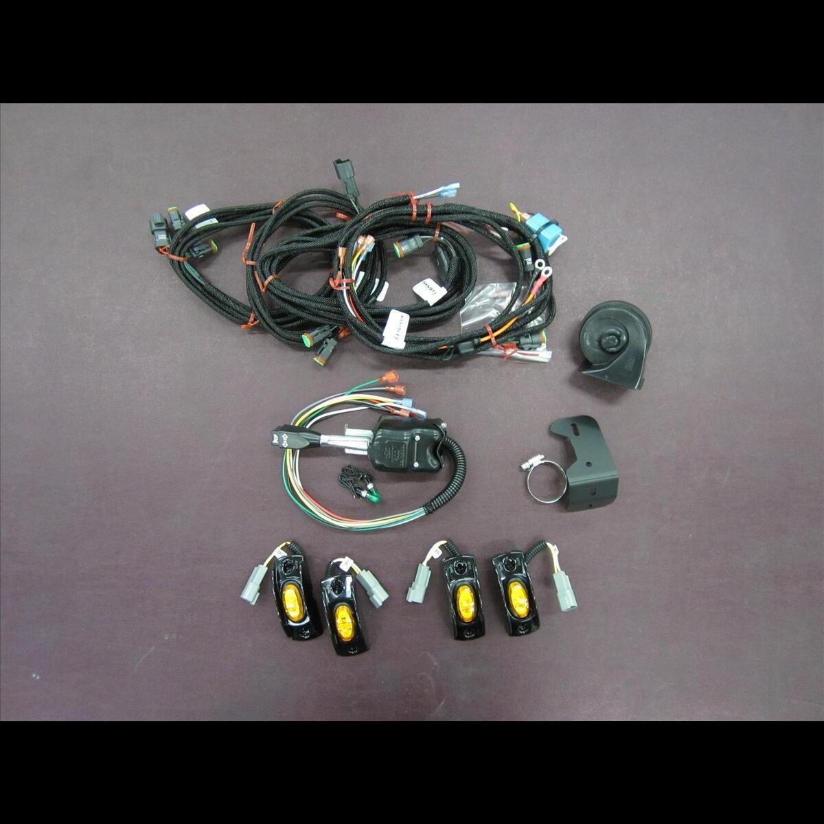 Universal Turn Signal Kit Dune Buggy Wiring Harness
