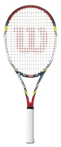 WILSON BLX STEAM 100 - GULBIS / NISHIKORI - tennis racquet racket -Dealer- 4 3/8 in Sporting Goods, Tennis & Racquet Sports, Tennis | eBay
