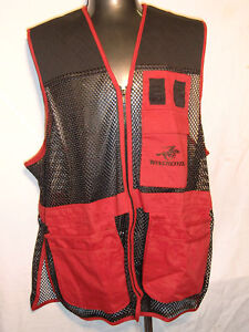 WINCHESTER TRAP & SKEET VEST HUNTING SHOOTING NEW SMALL   eBay