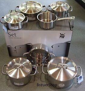 WMF-Gourmet-Plus-7-tlg-Topfset-NEU-OVP-Made-in-Germany-Kauf-auf-Rechnung