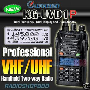WOUXUN KG-UVD1P UV Dual Band Multifunctional Radio UVD1 in Consumer Electronics, Radio Communication, Ham, Amateur Radio | eBay