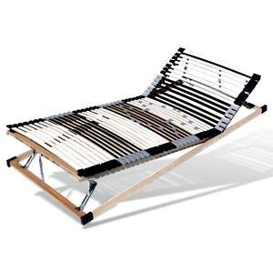 wow verstellbarer lattenrost 44 leisten kf 80 x 200 cm. Black Bedroom Furniture Sets. Home Design Ideas