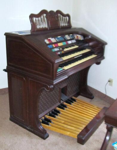 WURLITZER 950TA SPINET ORGAN WITH LESLIE 44W SPEAKER LOCAL PICKUP ONLY in Musical Instruments & Gear, Piano & Organ, Organ | eBay