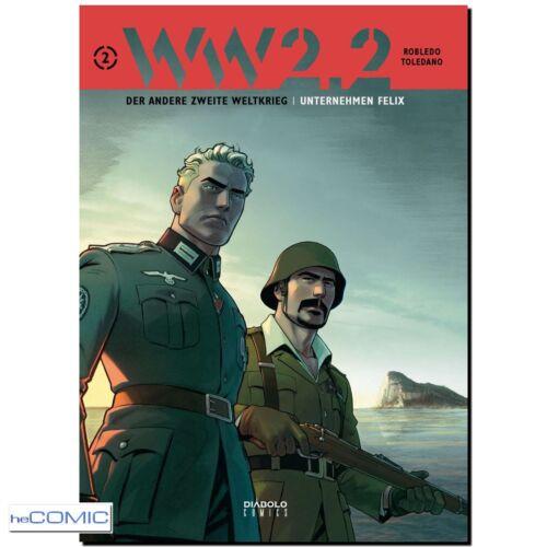 heComic: HISTORY | 2.Weltkrieg | WW 2.2 von Wassili mit Leseprobe
