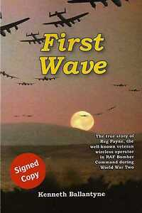 WW2-RAF-Bomber-Command-biography-Lancaster-Wireless-Operator-Reg-Payne