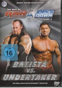 WWE: Batista vs. Undertaker (2008)