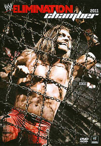 WWE: Elimination Chamber 2011 (DVD, 2011...