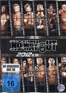 WWE-Elimination-Chamber-No-Way-Out-2012-DVD-DEUTSCHE-VERKAUFSVERSION-NEU