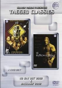 WWE - No Way Out 2002 & Backlash 2002 (2...