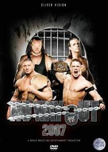 WWE - No Way Out 2007 (2007)