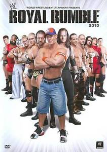 WWE: Royal Rumble 2010 (DVD, 2010)