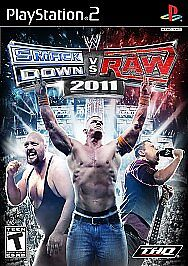 WWE SmackDown vs. Raw 2011  (Sony PlaySt...